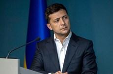 Ukraine họp khẩn sau khi bị bão bỏ luật chống tham nhũng