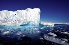 Lượng băng bao phủ ở Bắc Băng Dương giảm xuống mức thấp kỷ lục