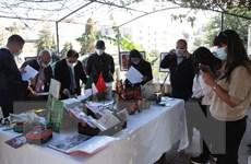 Triển lãm Kỷ niệm 58 Năm thiết lập quan hệ ngoại giao Việt Nam–Algeria