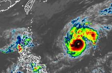 Philipines khẩn trương sơ tán người dân tránh cơn bão mạnh cấp 5