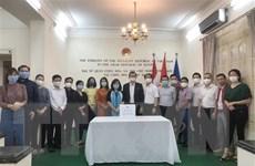 Cộng đồng người Việt tại Ai Cập hướng về đồng bào miền Trung