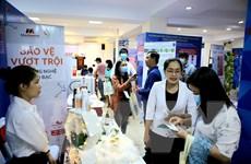 TP. HCM: Khai mạc chợ công nghệ và thiết bị chuyên ngành Techmart