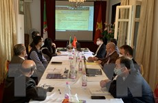 Tăng cường xúc tiến thương mại và đầu tư Việt Nam-Algeria