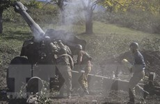 Nga, Thổ Nhĩ Kỳ thảo luận về thỏa thuận ngừng bắn Nagorny-Karabakh