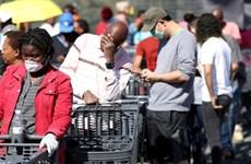 Dịch COVID-19: Nam Phi kéo dài tình trạng thảm họa quốc gia