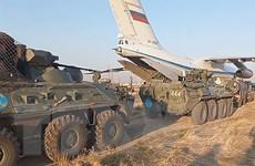 Nga và Thổ Nhĩ Kỳ sẽ thành lập Trung tâm kiểm soát ở Nagorny-Karabakh