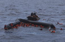 2 vụ đắm tàu liên tiếp ở Libya làm gần 100 người thiệt mạng