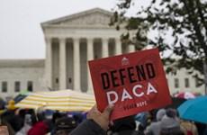 Thẩm phán New York bác kế hoạch thu hẹp chương trình DACA