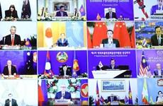 Các nước thành viên khẳng định ý nghĩa của RCEP với nền kinh tế