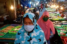 Các nước Đông Nam Á tiếp tục ghi nhận hàng nghìn ca mắc COVID-19 mới