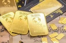 Giá vàng châu Á vững giá gần mức cao trong phiên 16/11