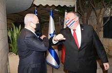 Ngoại trưởng Mỹ thăm khu định cư Do Thái tại Bờ Tây