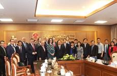 Đức cấp học bổng cho 200 sinh viên tại Việt Nam gặp khó khăn