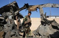 Iraq: IS phục kích lực lượng an ninh làm 9 người thiệt mạng