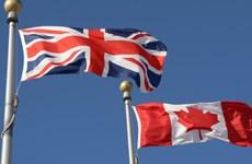 Canada và Anh ký thỏa thuận thương mại tạm thời hậu Brexit