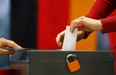 Chính phủ Đức đề xuất thời gian tổ chức tổng tuyển cử