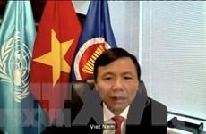 Việt Nam hoan nghênh đàm phán trong khuôn khổ Ủy ban Hiến pháp Syria