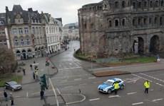 Đức: Ôtô lao vào khu vực dành cho người đi bộ tại thành phố Trier