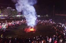 [Video] Lễ hội nhảy lửa của người Pà Thẻn ở Hà Giang