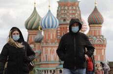 Nga ghi nhận số ca nhiễm COVID-19 mới tính theo ngày cao nhất
