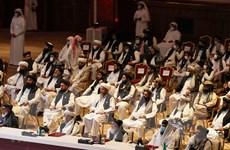 Chính phủ Afghanistan và Taliban bắt đầu vòng đàm phán hòa bình mới