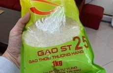 Gạo ST25: Khẳng định thương hiệu Việt Nam trên thị trường thế giới