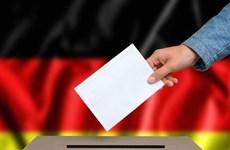 Đức: Tổng thống phê chuẩn thời điểm tiến hành bầu cử Quốc hội năm 2021