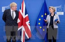 Vấn đề Brexit: Đàm phán Anh và EU vẫn bế tắc khi hạn chót sắp hết