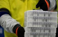 [Photo] Cận cảnh lô vắcxin phòng dịch COVID-19 được phân phối ở Mỹ