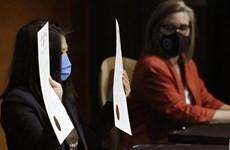 [Photo] Đại cử tri Mỹ bỏ phiếu xác nhận tổng thống đắc cử