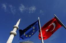 Thổ Nhĩ Kỳ kêu gọi EU cải thiện quan hệ song phương