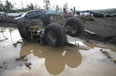 Thảm họa thiên nhiên tăng cao kỷ lục tại châu Á-TBD năm 2020
