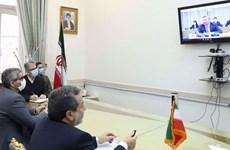 Các nước còn lại trong JCPOA nhóm họp về vấn đề hạt nhân Iran