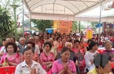 Cộng đồng Việt kiều góp phần thúc đẩy quan hệ Việt Nam-Thái Lan