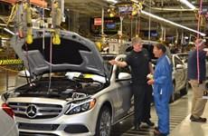 Mercedes-Benz đóng cửa nhà máy sản xuất ôtô cao cấp tại Brazil