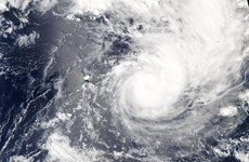 Bão càn quét Fiji và Philippines gây thiệt hại nghiêm trọng