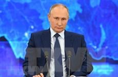 Tổng thống Nga ký ban hành luật liên quan đến tương lai cựu tổng thống