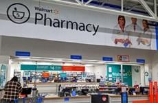 Bộ Tư pháp Mỹ kiện Walmart góp phần gây khủng hoảng thuốc giảm đau