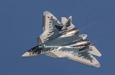 Lực lượng Không quân Vũ trụ Nga tiếp nhận lô máy bay Su-57 đầu tiên