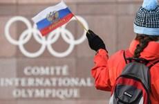 Nga chỉ trích quyết định cấm liên quan đến sự kiện thể thao quốc tế