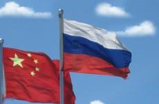 Chủ tịch Trung Quốc Tập Cận Bình điện đàm với Tổng thống Nga Putin