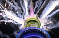 Các quốc gia trên thế giới bắt đầu đón mừng Năm mới 2021