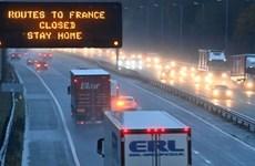 Vấn đề Brexit: Thêm nhiều quy định đi lại giữa Anh và Pháp