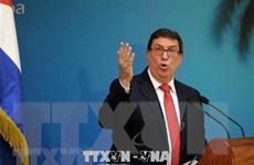 Bộ Ngoại giao Cuba phản đối các biện pháp trừng phạt mới của Mỹ