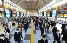 Nhật Bản và Hàn Quốc đẩy mạnh phương án phòng dịch COVID-19
