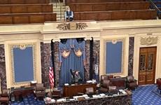 Mỹ: Lãnh đạo Thượng viện và Hạ viện được sơ tán an toàn