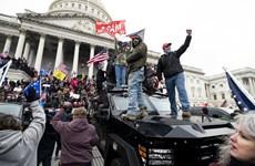 Hỗn loạn tại Quốc hội Mỹ buộc cảnh sát phải sơ tán lưỡng đảng
