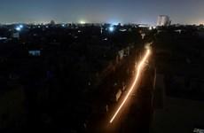 Pakistan từng bước khắc phục sự cố mất điện trên toàn quốc