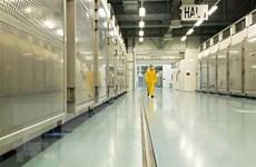 EU hối thúc Iran đảo ngược quyết định làm giàu urani cấp độ cao