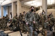 Mỹ thiết lập các biện pháp an ninh đặc biệt tại Đồi Capitol